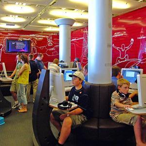 Интернет-кафе Воркуты