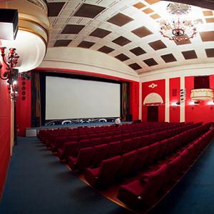 Кинотеатры Воркуты