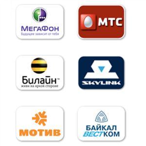 Операторы сотовой связи Воркуты