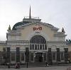 Железнодорожные вокзалы в Воркуте