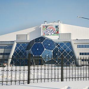 Спортивные комплексы Воркуты