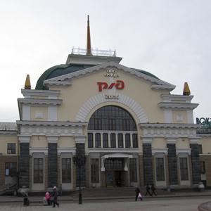 Железнодорожные вокзалы Воркуты