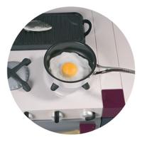 Кафе Терек - иконка «кухня» в Воркуте